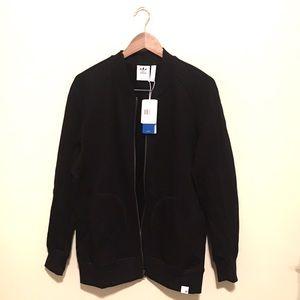 Adidas Black Men's Jacket NWT Size Large